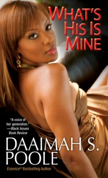 What's His Is Mine, Daaimah S. Poole