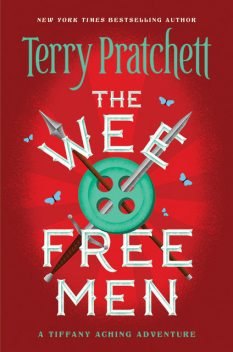 The Wee Free Men, Terry David John Pratchett