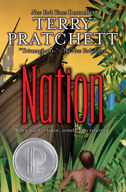 Nation, Terry David John Pratchett
