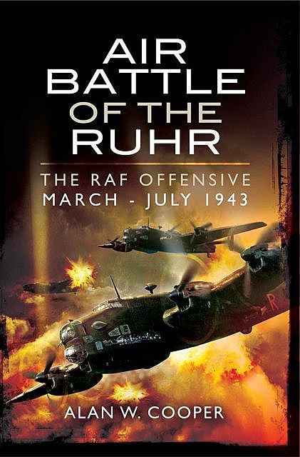 Air Battle of the Ruhr, Alan Cooper