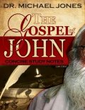 The Gospel of John: Concise Study Notes, Michael Jones