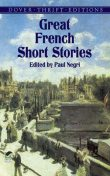Great French Short Stories, Paul Negri