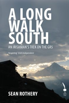 A Long Walk South, Sean Rothery