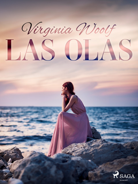 Las olas, Virginia Woolf