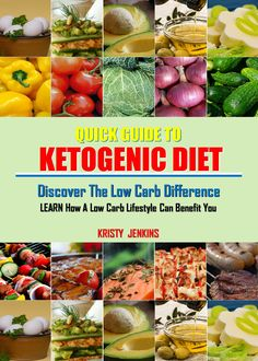 Quick Guide To Ketogenic Diet, Kristy Jenkins