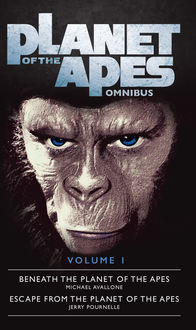 The Planet of the Apes Omnibus 1, Jerry Pournelle, Michael Avallone