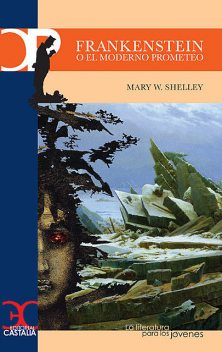 Frankenstein (CP 53), Mary Shelley