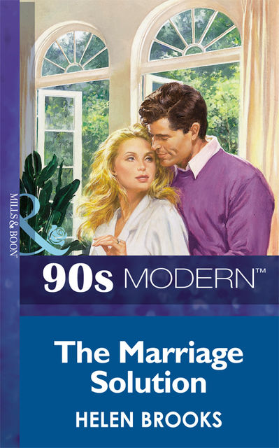 The Marriage Solution, Helen Brooks