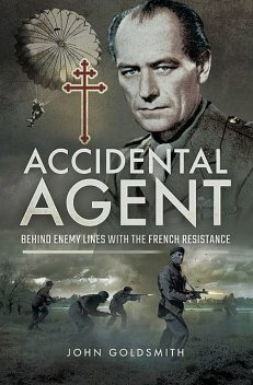 Accidental Agent, John Goldsmith