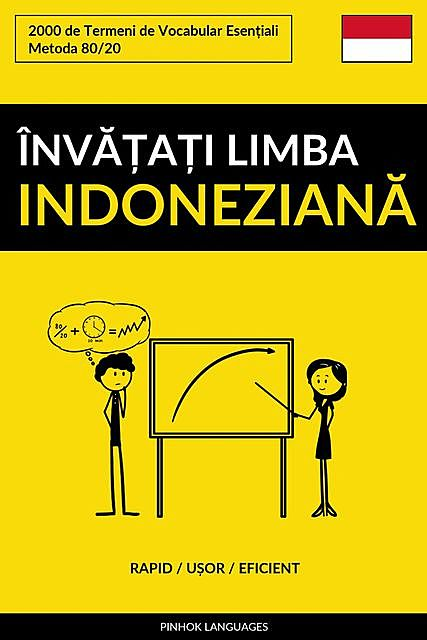 Învățați Limba Indoneziană – Rapid / Ușor / Eficient, Pinhok Languages