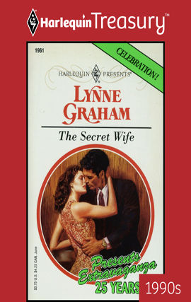 The Secret Wife, Lynne Graham