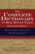 The Complete Dictionary of Real Estate Terms Explained Simply, Jeff Haden