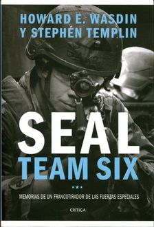 Seal Team Six, Stephen Howard E., Templin Wasdin