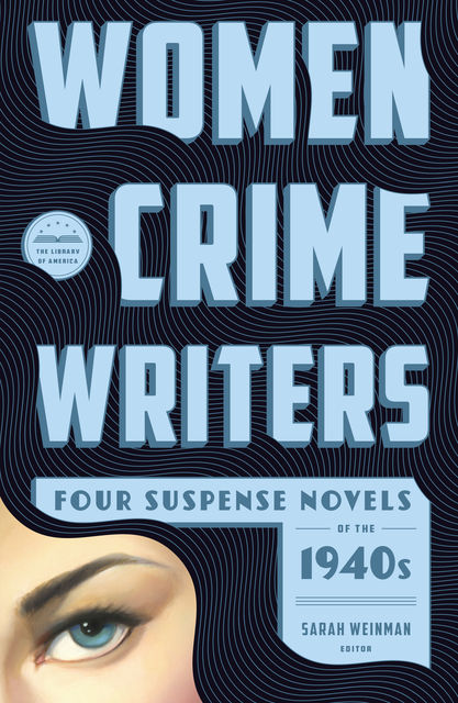 Women Crime Writers, Sarah Weinman