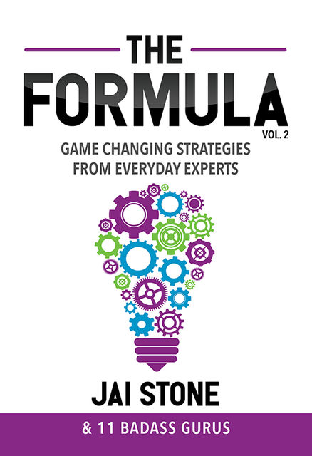 The Formula, Vol. 2, Jai Stone