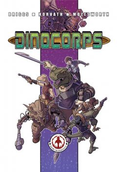 DinoCorps, Andy Briggs, Steve Horvath