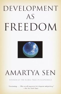 Development as Freedom, Amartya Sen