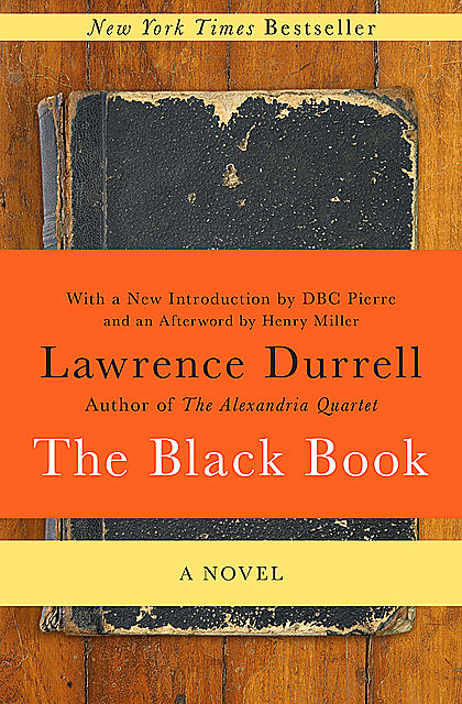 The Black Book, Lawrence Durrell
