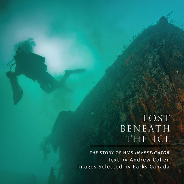 Lost Beneath the Ice, Andrew Cohen