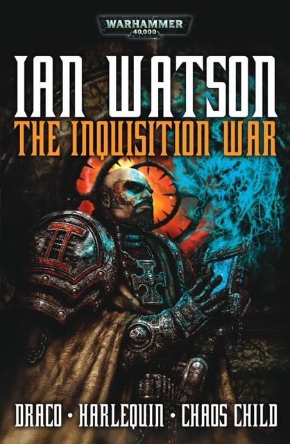 The Inquisition War, Ian Watson
