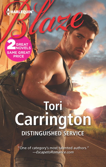Distinguished Service, Tori Carrington
