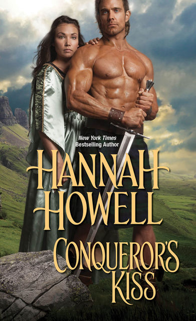 Conqueror's Kiss, Hannah Howell