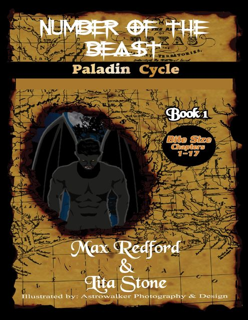 Number of the Beast – Bite Size – Chapters 1–17, Lita Stone, Max Redford