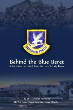 Behind the Blue Beret, Jonathan Williams