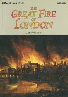 The Great Fire Of London. Starter Level, Janet Hardy-Gould