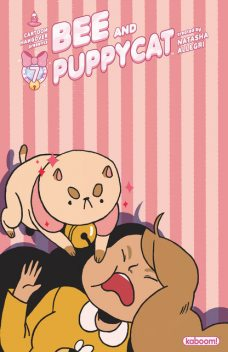 Bee and PuppyCat #7, Various, Garrett Jackson, Natasha Allegri