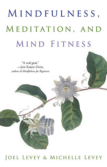 Simple Meditation & Relaxation, Joel Levey, Michelle Levey
