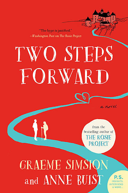 Two Steps Forward, Graeme Simsion, Anne Buist