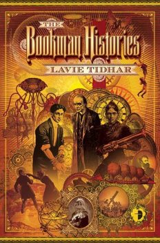 The Bookman, Lavie Tidhar
