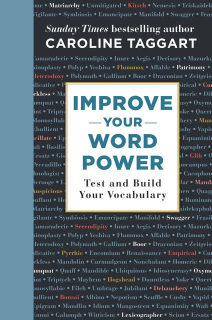 Improve Your Word Power, Caroline Taggart