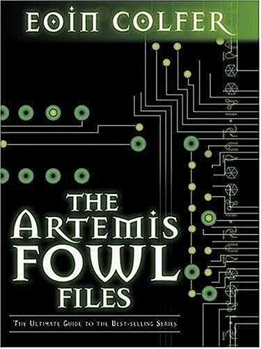 The Artemis Fowl files, Eoin Colfer