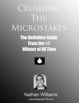 Crushing The Microstakes, Nathan Williams