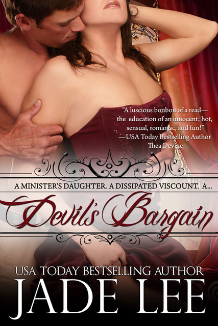 Devil's Bargain (The Regency Rags to Riches Series, Book 2), Jade Lee