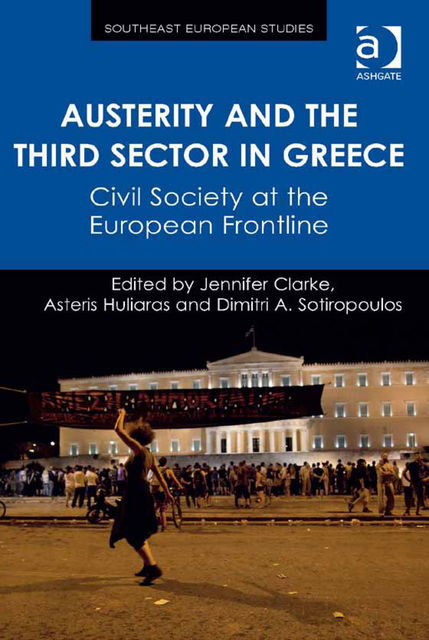 Austerity and the Third Sector in Greece, Jennifer Clarke