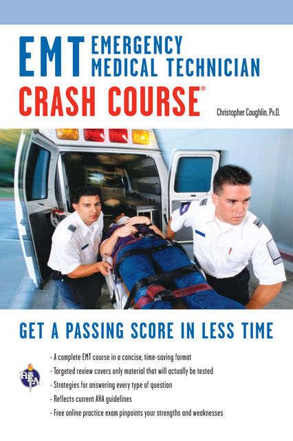 EMT (Emergency Medical Technician) Crash Course Book + Online, Christopher Coughlin