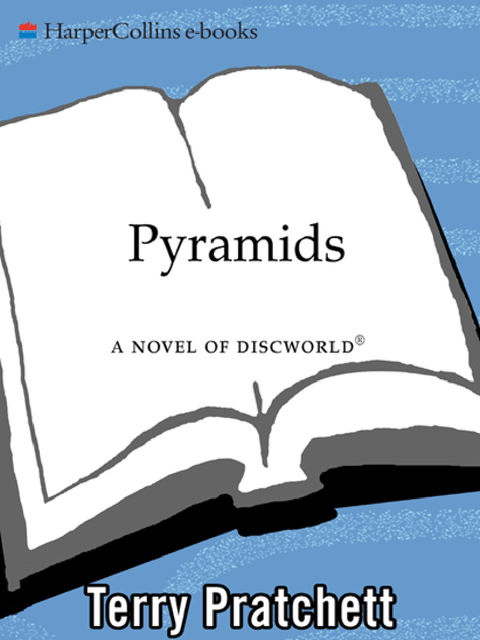 Discworld 07 - Pyramids, Terry David John Pratchett