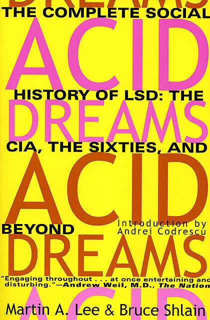 Acid Dreams, Lee Martin