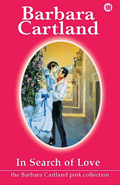 In search of love, Barbara Cartland