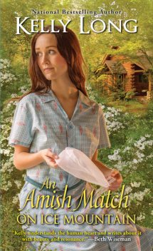 An Amish Match on Ice Mountain, Kelly Long
