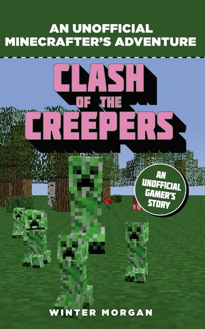 Minecrafters: Clash of the Creepers, Winter Morgan