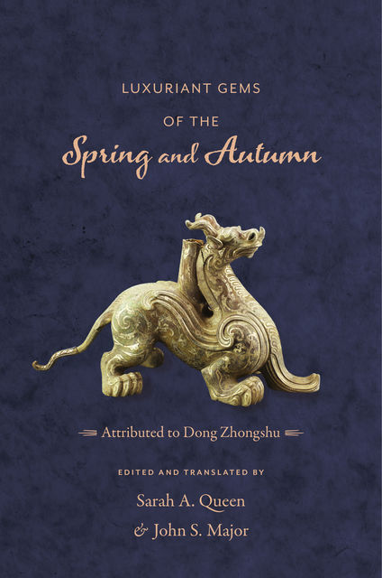 Luxuriant Gems of the Spring and Autumn, Zhongshu Dong