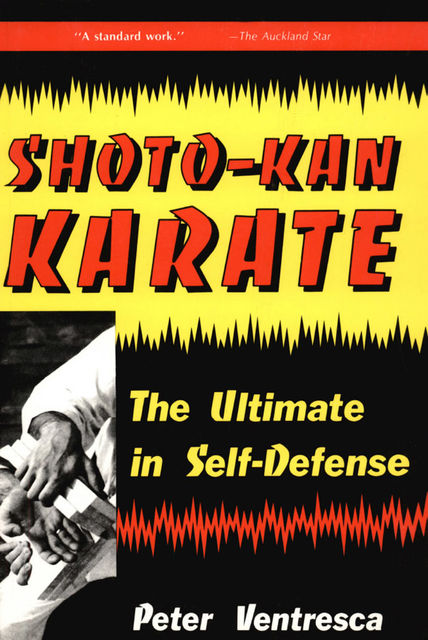 Shoto-Kan Karate, Peter Ventresca