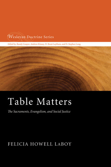 Table Matters, Felicia Howell LaBoy
