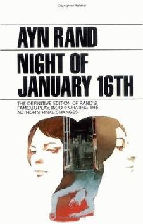 Night of January 16th, Ayn Rand