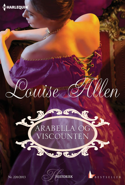 Arabella og viscounten, Louise Allen