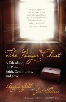 The Prayer Chest, August Gold, Joel Fotinos